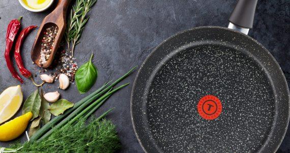 המחבת עם הציפוי החדשני לבישול בריא ללא שמן