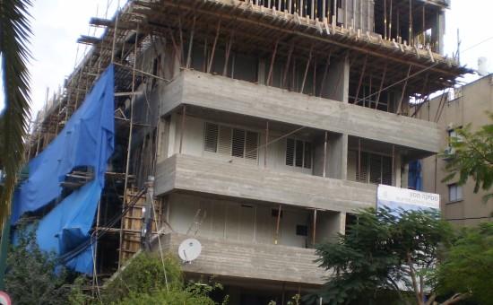 בנייה - אילוסטרציה (צילום: ויקיפדיה)