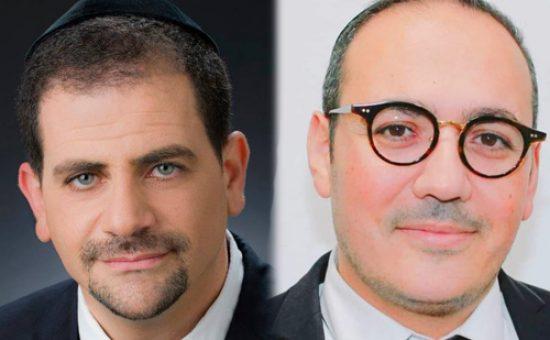 עורכי הדין יוסף וייצמן ובנימין ארביב