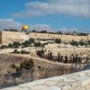 החלו העבודות להקמת חומת ביטחון בהר הזיתים