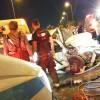 הקטל בכבישים: הרוגה ופצועים קשה בתאונת דרכים