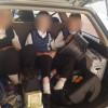 שוב: שלושה ילדים בתא המטען ללא חגורה