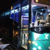 11 חודשים לאחר אסון 402: 6 פצועים בהתנגשות בין אוטובוס למשאית שעמדה בשוליים