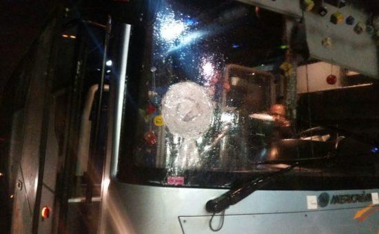 האוטובוס שנפגע