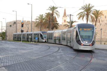 נפתח המכרז להקמת הקו הירוק של הרכבת הקלה בירושלים