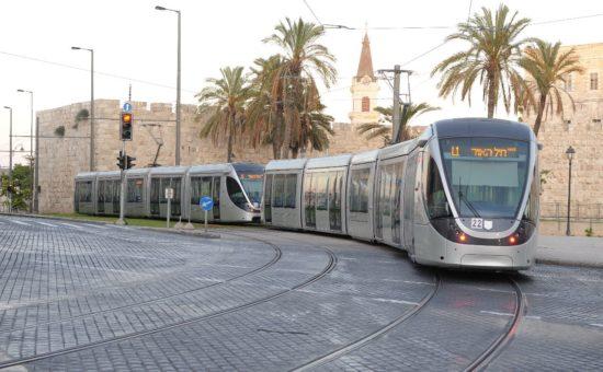 רכבת הקלה ירושלים
