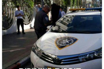 """בני ברק: תקף באלימות את יו""""ר 'השומרים' ונעצר"""