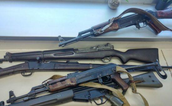 חלק מהנשק