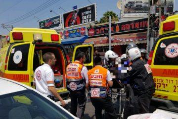 המשטרה: האזרח נגח במחבל עם רכבו והביא לתפיסתו