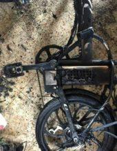עוד סכנה באופניים החשמליות: הסוללה התפוצצה והבית עלה באש