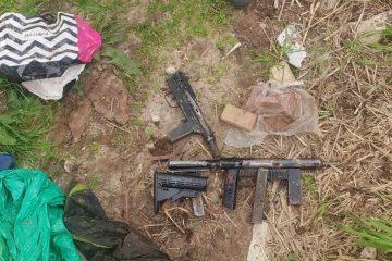 תיעוד: המשטרה 'ניקתה' את לוד מכלי נשק