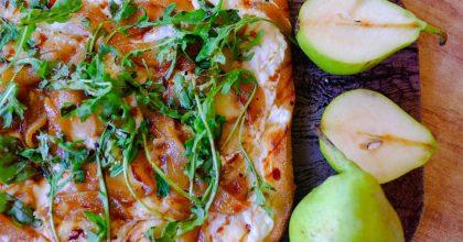 משובח וטעים: נחשף המתכון לפיצה 'ביאנקה'