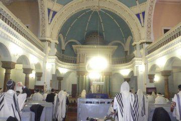 זעם על סגירת בית הכנסת הגדול בולינא