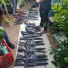 השוד שכשל הביא לגילוי של עשרות כלי נשק גנובים