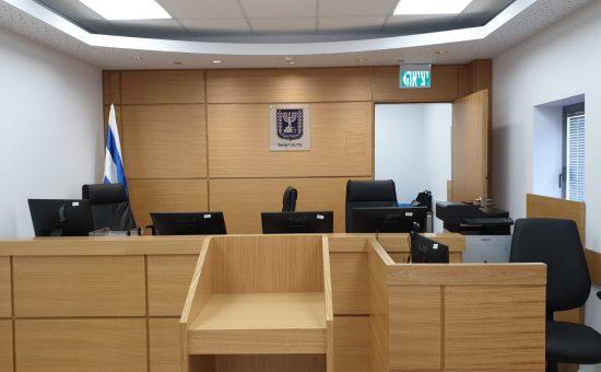 אילוסטרציה: בית הדין הרבני באילת