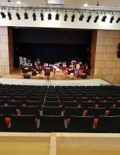 תזמורת הנשים החרדית הרשימה בירושלים