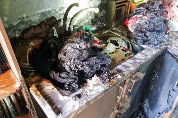 בית שמש: 10 ילדים ניצלו משריפה