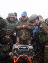 """צה""""ל חשף מנהרה נוספת בגבול הצפון"""