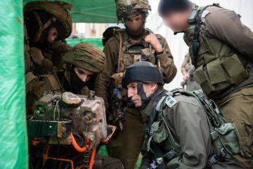 """צה""""ל: איתרנו מנהרת טרור נוספת של חיזבאללה"""