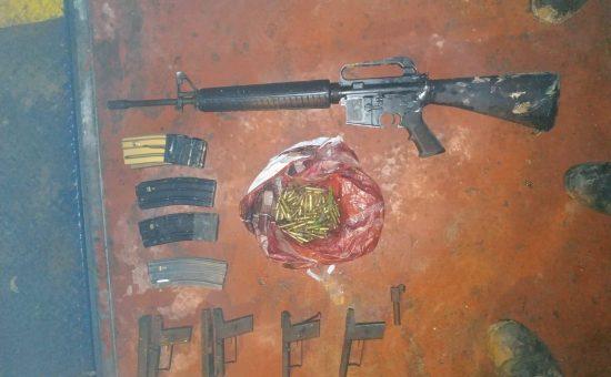 נשקים שנתפסו