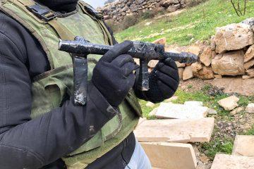 סוכלה חוליית הטרור שביצעה ירי לעבר מגדל עוז