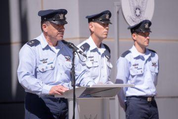 הכירו: תת-אלוף נעם ריף – ראש להק חדש בחיל האוויר