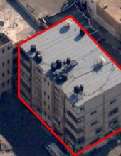 תיעוד: השמדת 'המשרד לבטחון פנים' הפלסטיני