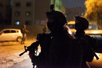 תיעוד: נעצרו המחבלים בפצעו קצין
