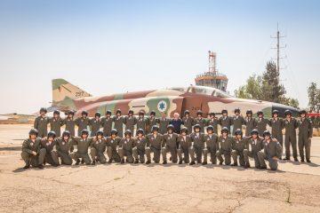 """סיום קורס טיס וקורס מפעיל כטמ""""ם"""