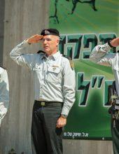 """טקס חילופי מפקד חטיבת """"הנח""""ל"""""""