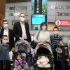 בצל הקורונה: 111 עולים חדשים מאוקראינה