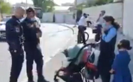 שוטר מתעלל בילדה חרדית