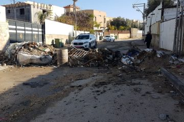 תל שבע: התושבים יצרו חסימות בכביש – המשטרה פינתה