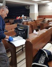 חילול בית הכנסת בשל חילול שבת
