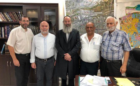 הבית היהודי עם אברהם רובינשטיין