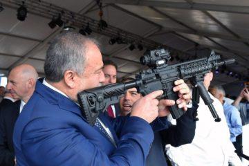 ליברמן: הירי מעזה לא כוון לישראל