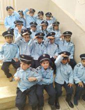 ללא קושי: 125 שוטרים חרדים חדשים