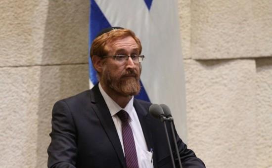יהודה גליק (צילום: דוברות הכנסת)