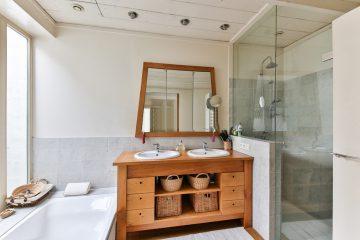 החל מעיצוב ועד כדי פרקטיות: ארונות אמבטיה לבית