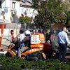 בת 68 נפגעה בהתהפכות רכב