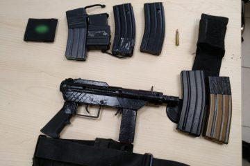 כך תפסו השוטרים את סוחר הנשק הירושלמי