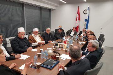 קידוש השם: משלחת הרבנות בקנדה