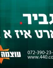 עוצמה יהודית מציגה: קמפיין באידיש