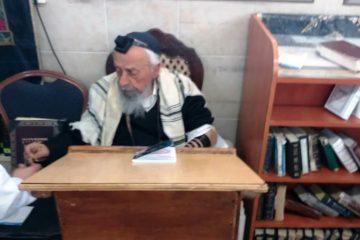 תיעוד: נפרדים מבית הכנסת ב'סליחות'