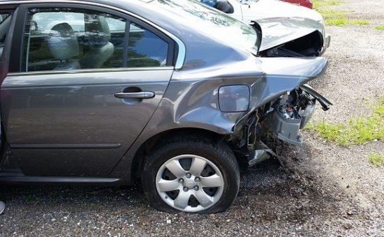 תאונת רכב