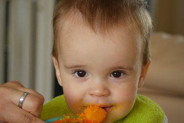 אוכלים כמו גדולים – מעבר התינוק לאוכל מוצק