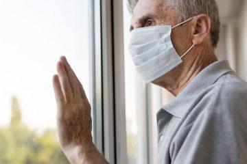 סקר: קשיש אחד מכל שני קשישים חש בדידות בסגר