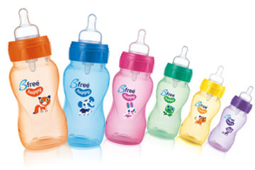 הבקבוקים המעוצבים והצבעוניים שכל תינוק יאהב