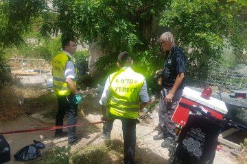 בני ברק: גופת נעדר בן 50 התגלתה בחצר בית