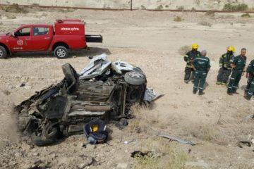 ההורים והפעוט נהרגו בתאונה עם אוטובוס